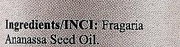 Gesichtsöl aus Pflaumensamen - Oleiq Plump Face Oil — Bild N3