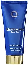 Düfte, Parfümerie und Kosmetik Feuchtigkeitsspendende Peel-Off-Maske für alle Hauttypen - Mineralium Hydra Source Peel Off Masque