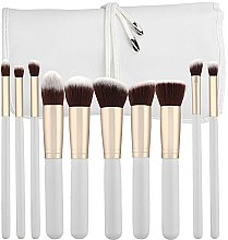 Düfte, Parfümerie und Kosmetik Profi Make-up Pinsel Set 10 St. - Tools For Beauty