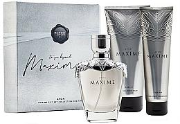 Düfte, Parfümerie und Kosmetik Avon Maxime - Duftset (Eau de Toilette 75ml + After Shave Lotion 100ml + Körpergel 200ml)