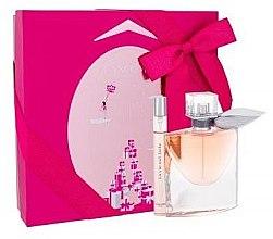 Düfte, Parfümerie und Kosmetik Lancome La Vie Est Belle - Duftset (Eau de Parfum 50ml + Eau de Parfum 10ml)