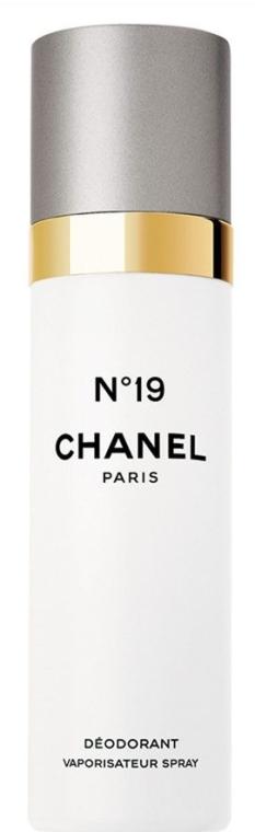 Chanel N19 - Parfümiertes Deospray — Bild N1