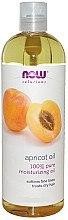 Düfte, Parfümerie und Kosmetik Aprikosenöl - Now Foods Solutions Apricot Oil