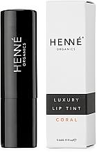 Düfte, Parfümerie und Kosmetik Lippentinte - Henne Organics Luxury Lip Tint
