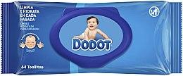 Düfte, Parfümerie und Kosmetik Baby-Feuchttücher 64 St. - Dodot