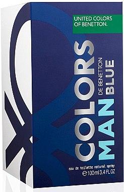 Benetton Colors Man Blue - Eau de Toilette — Bild N2