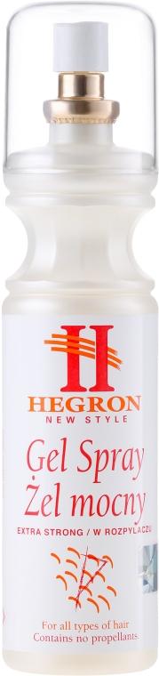 Haargel-Spray Extra starker Halt - Tenex Hegron Gel Spray Extra Strong — Bild N1