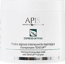 Düfte, Parfümerie und Kosmetik Intensiv glättende Algenmaske für das Gesicht mit Lifting-Effekt - APIS Professional Express Lifting Algid Mask