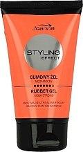 Düfte, Parfümerie und Kosmetik Haargel sehr starke Fixierung - Joanna Styling Effect Rubber Gel Mega Strong Maximum Fixation Hairstyle