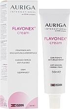 Festigende Geschichts- und Körpercreme - Auriga Flavonex Skin Ageing And Elasticity — Bild N1