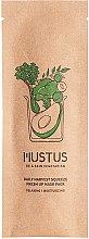 Düfte, Parfümerie und Kosmetik Beruhigende Tuchmaske mit Sellerie-, Brokkoli-, grünem Tee-, grünen Pflaumen- und Avocadoextrakt - Mustus Daily Harvest Squeeze Fresh Up Mask
