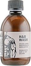 Düfte, Parfümerie und Kosmetik Regenerirendes Haar- und Körpershampoo - Nook Dear Beard Hair Body Wash