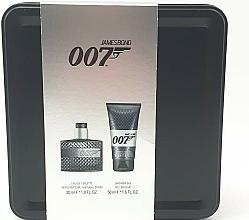 Düfte, Parfümerie und Kosmetik James Bond 007 Men Set - Duftset (Eau de Toilette 30ml + Duschgel 50ml)