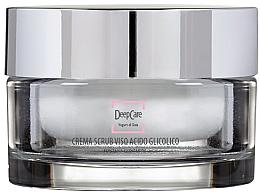 Düfte, Parfümerie und Kosmetik Creme-Peeling für das Gesicht mit Glykolsäure - Fontana Contarini Glycolic Acid Face Scrub Cream