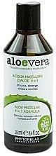 Düfte, Parfümerie und Kosmetik Mizellen-Reinigungswasser - Phytorelax Laboratories Aloe Vera Aloe Micellar 4 In 1 Formula
