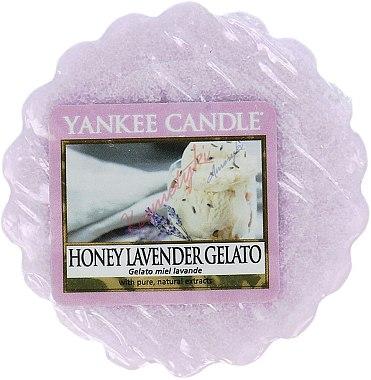 Tart-Duftwachs Honey Lavender Gelato - Yankee Candle Honey Lavender Gelato Tarts Wax Melts — Bild N1