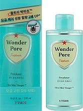 Düfte, Parfümerie und Kosmetik Gesichtstonikum für Problemhaut - Etude House Wonder Pore Freshner