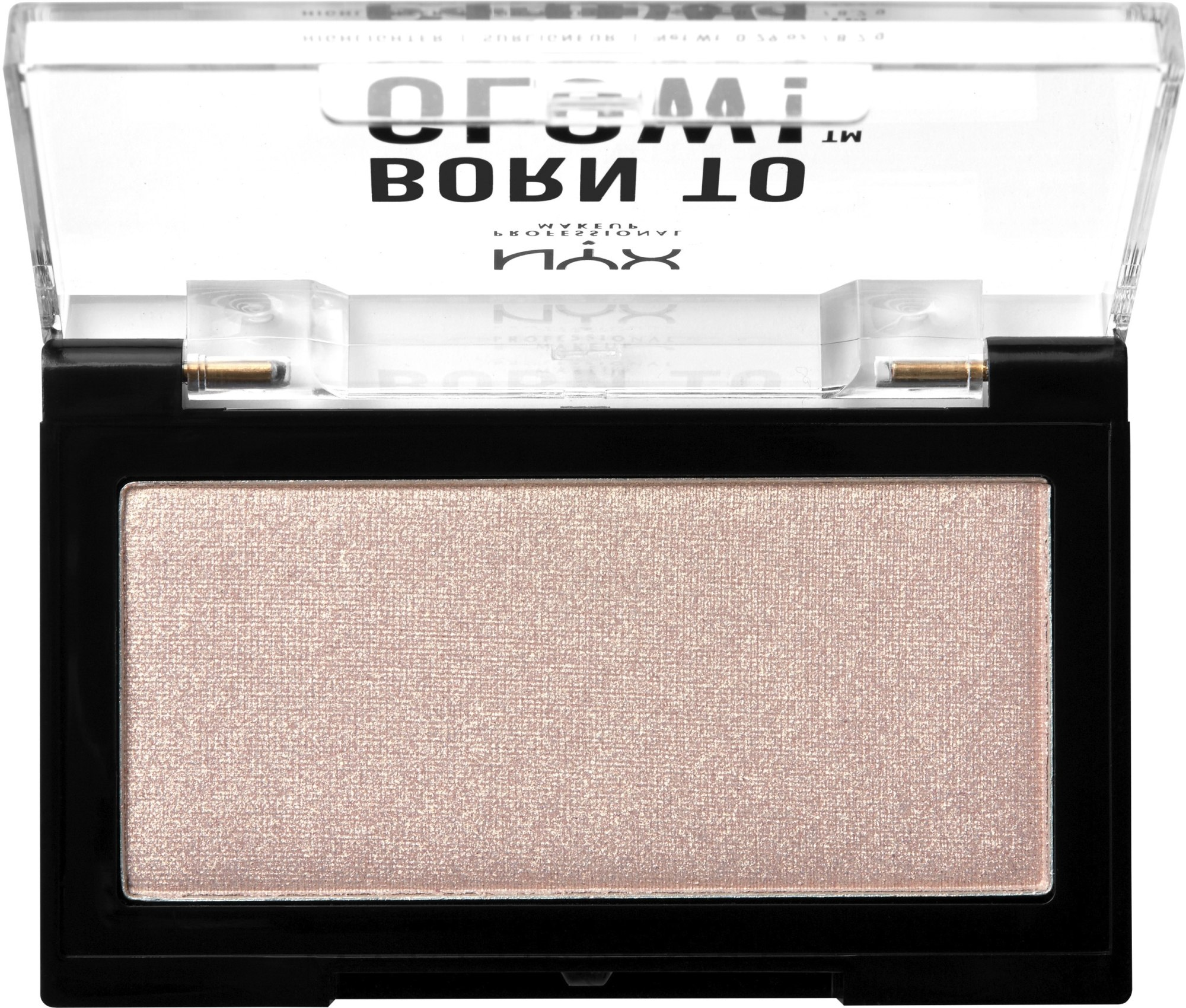 Highlighter - NYX Professional Makeup Born To Glow Highlighter — Bild 01 - Stand Your Ground