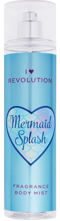 Parfümiertes Körperspray - I Heart Revolution Mermaid Splash Body Mist
