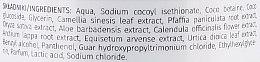 Pflegespülung für normales und ungefärbtes Haar mit Brennnesselextrakt - Organic Life Dermocosmetics Hair Cleansing Balm — Bild N3
