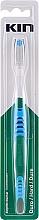 Düfte, Parfümerie und Kosmetik Zahnbürste hart blau - Kin Hard Toothbrush
