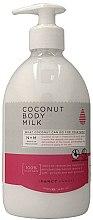 Düfte, Parfümerie und Kosmetik Feuchtigkeitsspendende Körpermilch mit Kokosnuss - Fancy Handy Coconut Body Milk