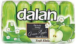 Düfte, Parfümerie und Kosmetik Seife Apfel - Dalan Beauty Soap