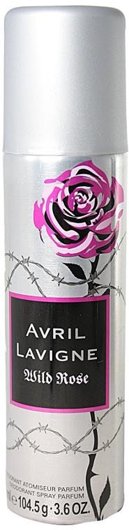 Avril Lavigne Wild Rose - Parfümiertes Deospray — Bild N1