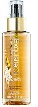 Düfte, Parfümerie und Kosmetik Pflegendes Moringaöl für alle Haartypen - Biolage Exquisite Oil Replenishing Treatment