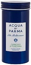 Düfte, Parfümerie und Kosmetik Acqua di Parma Blu Mediterraneo-Cipresso di Toscana - Pulverseife