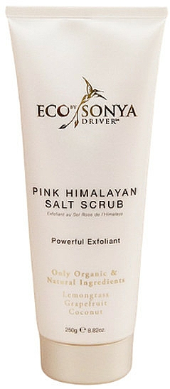 Gesichts- und Körperpeeling mit rosa Himalayasalz - Eco by Sonya Pink Himalayan Salt Scrub — Bild N1