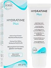 Düfte, Parfümerie und Kosmetik Aktive Gesichtscreme - Synchroline Hydratime Plus Day Face Cream