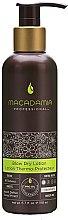 Düfte, Parfümerie und Kosmetik Glättende Haarlotion mit UV-Strahlen Schutz - Macadamia Natural Oil Professional Blow Dry Lotion