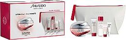 Düfte, Parfümerie und Kosmetik Gesichtspflegeset - Shiseido Bio-Performance Advanced Super Revitalizing (Gesichtscreme 50ml + Reinigunsschaum 15ml + Gesichtslotion 30ml + Concealer 5ml + Augencreme 3ml + Kosmetiktasche)