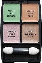 Düfte, Parfümerie und Kosmetik Make-up Palette - NYC Perfect & Reflect Complete Foundation Kit-choose Your Color!