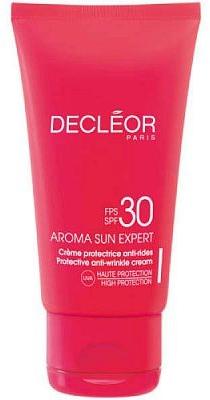 Anti-Falten Sonnenschutzcreme SPF 30 - Decleor Creme Protectrice Anti-Rides SPF30 — Bild N1