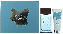 Düfte, Parfümerie und Kosmetik Lolita Lempicka Homme - Duftset (Eau de Toilette 100ml + After Shave Balsam 75ml)