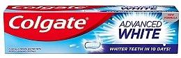 Düfte, Parfümerie und Kosmetik Zahnpasta Advanced White - Colgate Advanced White