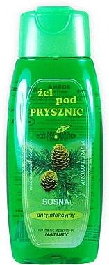 Duschgel mit Kiefernduft - Jadwiga Aromaterapia Pine Shower Gel — Bild N1