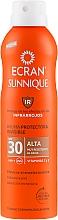 Düfte, Parfümerie und Kosmetik Unsichtbares Sonnenschutzspray für den Körper SPF 30 - Ecran Sun Lemonoil Spray Protector Invisible SPF30