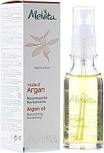 Düfte, Parfümerie und Kosmetik Nährendes und revitalisierendes Arganöl für das Gesicht - Melvita Huiles De Beaute Argan Oil