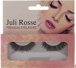 Düfte, Parfümerie und Kosmetik Künstliche Wimpern - Juli Rosse Premium Eyelashes N82