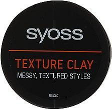 Düfte, Parfümerie und Kosmetik Haarstyling für Männer - Syoss Texture Clay