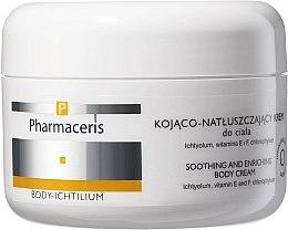 Düfte, Parfümerie und Kosmetik Beruhigende und nährende Körpercreme - Pharmaceris P Ichtilium Soothing and Enriching Body Cream