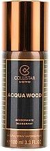 Düfte, Parfümerie und Kosmetik Deospray - Collistar Acqua Wood Deodorant