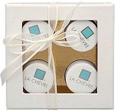 Düfte, Parfümerie und Kosmetik Set - La Chevre Epiderme (eye/cr/5g + cr/5g + cr/5g + cr/5g)