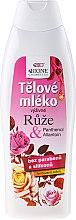 Düfte, Parfümerie und Kosmetik Körperlotion - Bione Cosmetics Rose Body Lotion