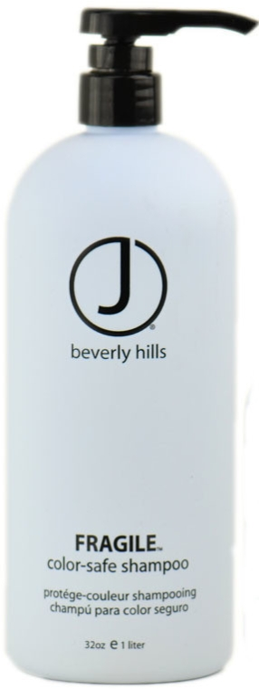 Shampoo - J Beverly Hills Fragile Color-Safe Shampoo — Bild N2