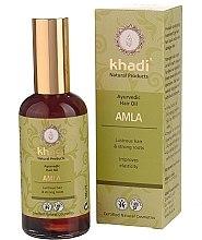 """Düfte, Parfümerie und Kosmetik Ayurvedisches Haaröl """"Amla"""" - Khadi Hair Oil"""