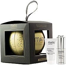 Düfte, Parfümerie und Kosmetik Gesichtspflegeset - Matis Reponse Intensive (Gesichtsserum 15ml + Gesichtscreme 15ml)